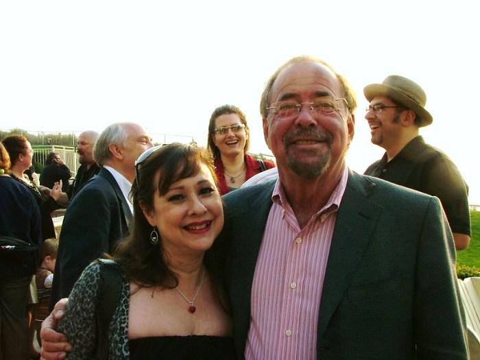 Laura Iriarte and Shel Israel